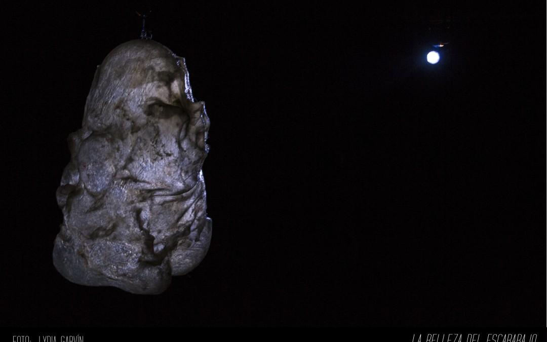 Escenografía: Lydia Garvín, Pablo Menor. La belleza del escarabajo
