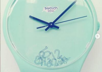 TIC TAC. Swatch Maxi